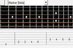 Ejercicio cromático para guitarra